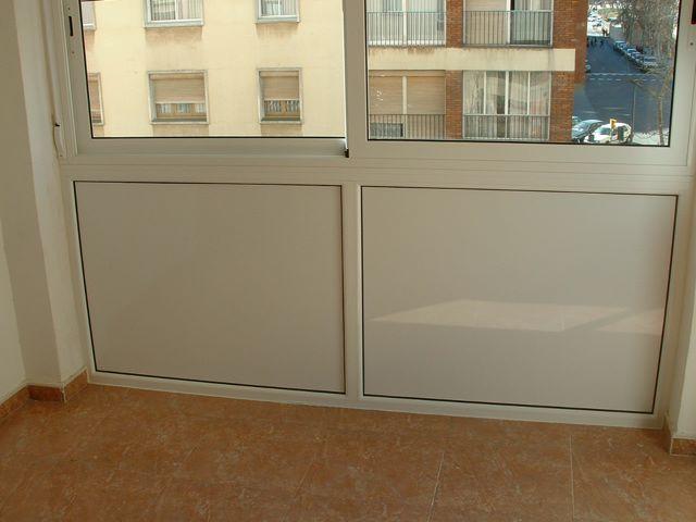 Cerramientos aluminio barcelona precios carpinter a de for Cerramientos de balcones